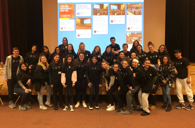AT&T's Anti-Bullying Campaign Expands to NYC With Hunter College