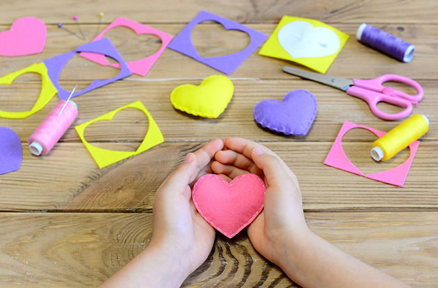 Easy Ideas for a Family Valentine's Celebration