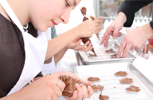 Upper West Side Chocolatier Offers Chocolate-Making Classes