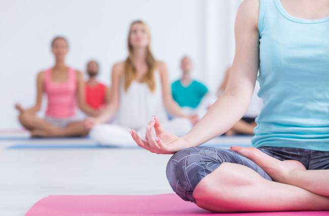 Barefoot in Yoga, and Better for It