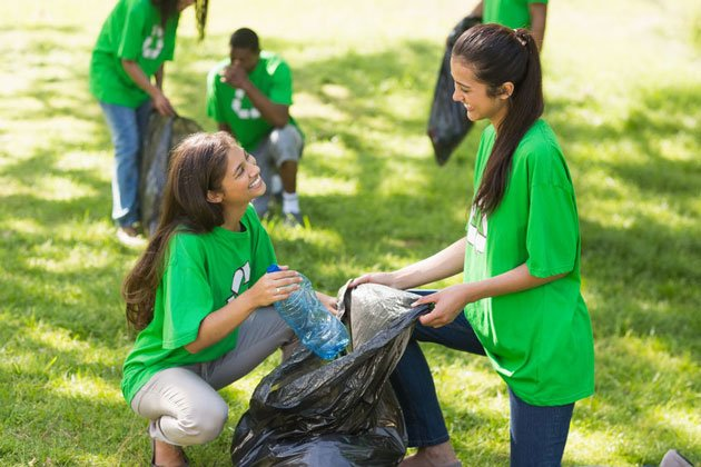 Families Can Volunteer at Fall Citywide Stewardship Day
