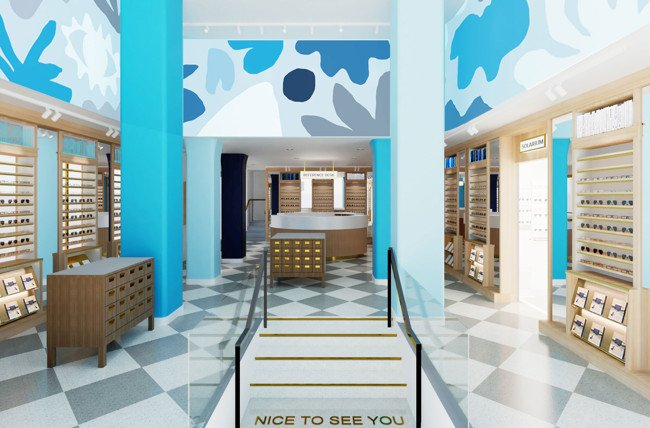 Warby Parker Will Reopen With Kids Glasses in Grand Central This Spring
