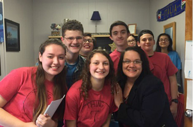 Comsewogue High School Students Come Together to Combat Bullying