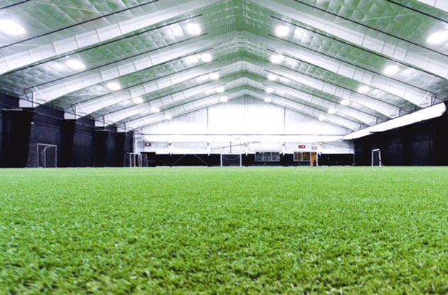 Indoor Multi-Sport Facility Now Offering Bubble Ball