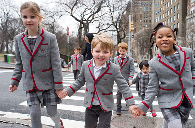 Receive a British Education on the Upper East Side at Wetherby-Pembridge School