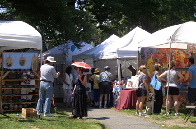 55th Annual White Plains Outdoor Arts Festival to Take Place in June