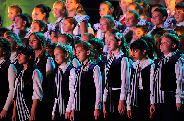 Willan Academy of Music Children's Choir to Hold Auditions This Fall