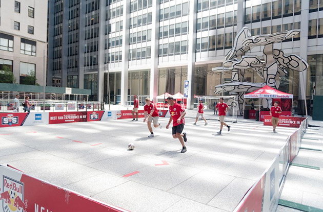 World Cup Viewing Experience Held on Fosun Plaza