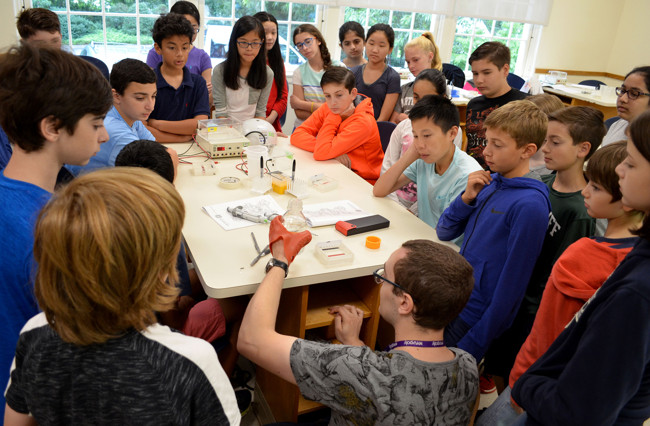 Cold Spring Harbor Laboratory DNA Learning Center to Hold Day Camps at City Tech Brooklyn