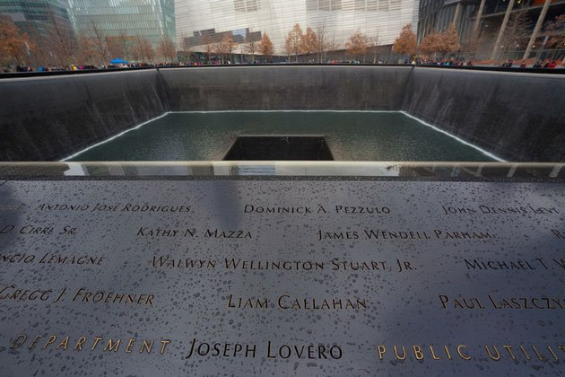 Places to Commemorate 9/11 in the NYC Area