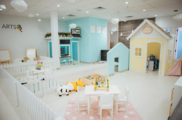 WowMoms World in Mineola Has an Array of Activities for Babies and Young Children