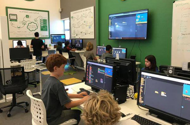 Syosset's theCoderSchool Offers After-School Coding Program