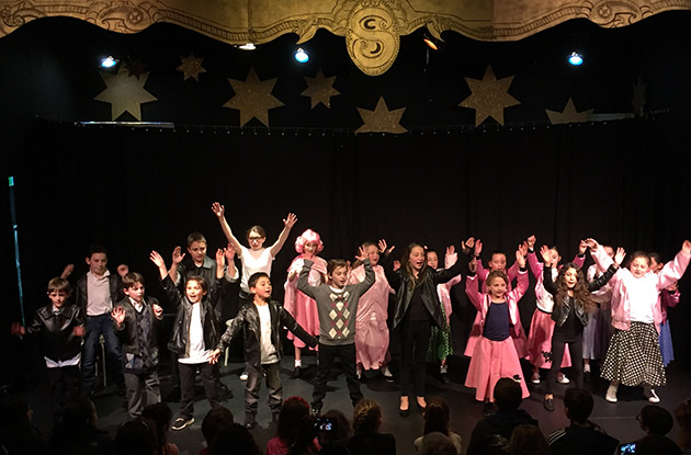 Gym and Education Center Partners with Theater Workshop