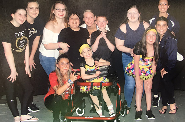 TJE Dance Force Adds More Classes for Dancers with Special Needs