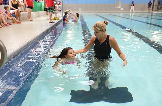Safety Swim Lessons For Adults Long Island