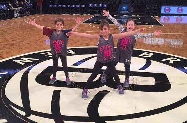 Long Island Nets Launch Dance Team for Kids
