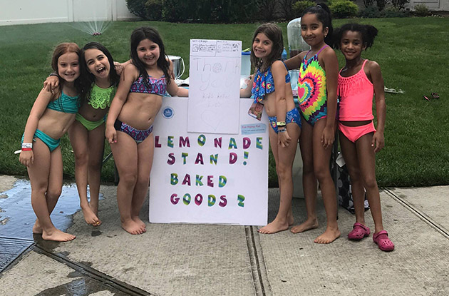 Birthday Wishes of Long Island Inspires Youth Volunteerism