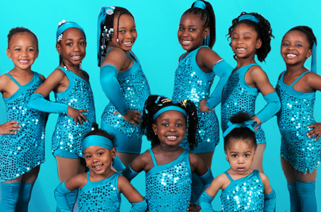 April's Dance-N-Feet Adds Peewee Competition Program in Canarsie