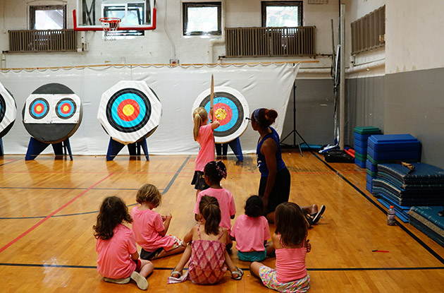 Double-Daring Camp for Girls to Open Park Slope Location
