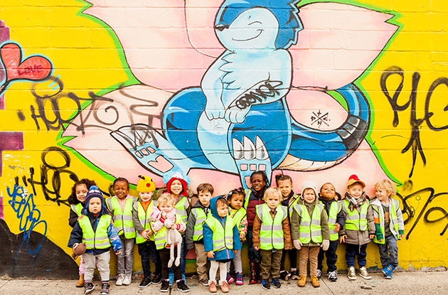 Bushwick Montessori School Opens in Brooklyn