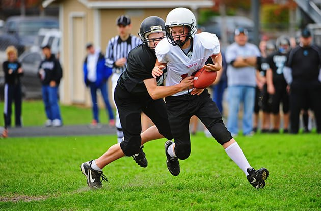 Should Your Kid Play Contact Sports?