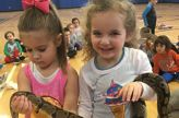 Students from Florence Brownstein Preschool Met with Animals and Learned About Their Habitats