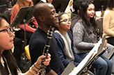 New York Philharmonic Plays Two Concerts With Local Students