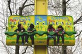 Forest Park Carousel Adds Frog Hopper Ride