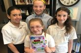 Congratulations to Holy Family School's Published Authors