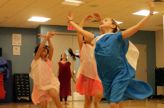 Isadora Duncan Dance Company Visited P.S. 340