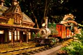 The New York Botanical Garden's Holiday Train Show Returns This November