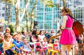 Bryant Park's Reading Room Announces Event Line Up