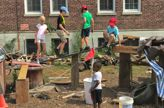 Governor Island's Playground, The Yard, Reopens on May 4