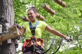 A Tree Will Be Planted for Every Tree Obstacle Course Scaled at Adventure Park This Weekend