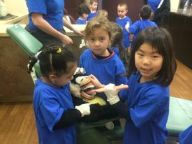 Dentist Office in Westbury Now Offers Tours for Kids