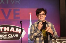 Kids 'N Comedy Classes Give Kids the Opportunity to Perform at Gotham Comedy Club