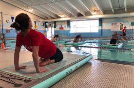 Great South Bay YMCA Debuts Boga Fit Classes