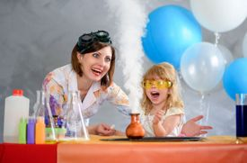Clowns.com Introduces New Science Birthday Parties