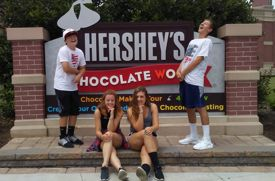 Hershey for Teens