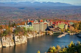 A Family Vacation at Mohonk Mountain House