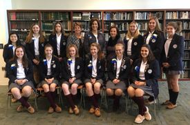Students of the Academy of the Holy Angels in Demarest, NJ Awarded Scholarships