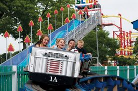 Amusement Parks in NY, NJ, CT, PA, and MA