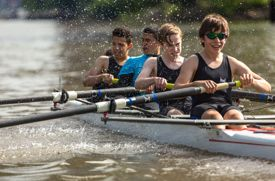 Why Kids Should Learn the Sport of Rowing