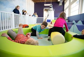 New Children's Museum Opens in Rye