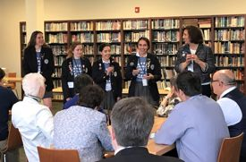 Academy of Holy the Angels Hosts Sustaining Excellence Colloquium