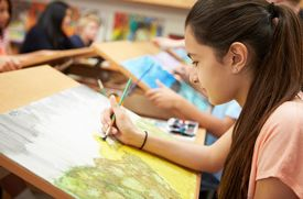 The Art League of Long Island Offering Fall Workshops for Kids and Teens