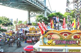 The Astoria Park Carnival is on June 5