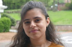 A Bergen County Eighth Grader's Poem Won a National Gold Medal