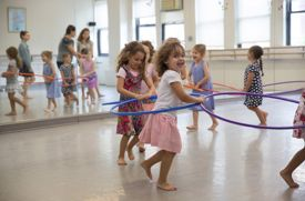 Ballet Academy East Opens March Mini Camp Enrollment to 3-Year-Olds