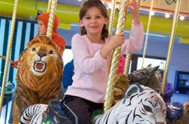 Carousels in Connecticut